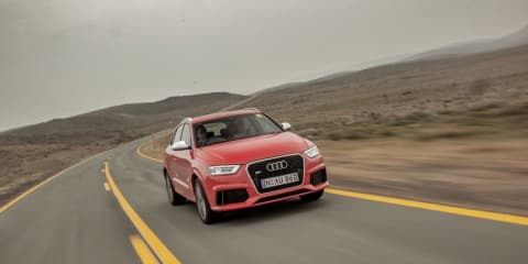 2014 Audi RS Q3 : Pricing and specifications