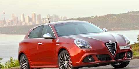2011 Alfa Romeo Giulietta on sale in Australia