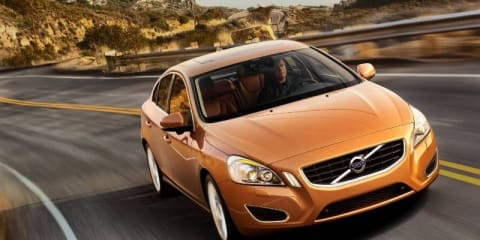 2010 Volvo S60 confirmed for late-2010 Australian launch