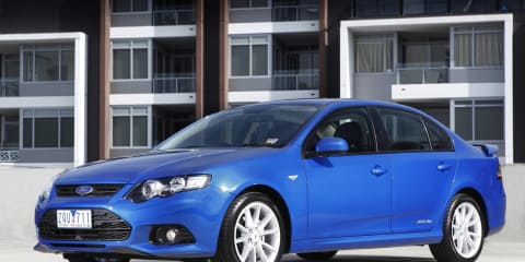 2011 FORD FALCON XR6 (LPI)