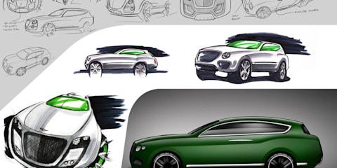 Bentley SUV confirmed by Bentley CEO