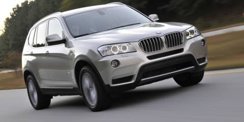 2011 BMW X3 details