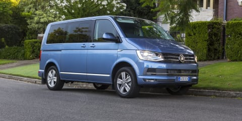 2016 Volkswagen Multivan Highline TDI450 Review