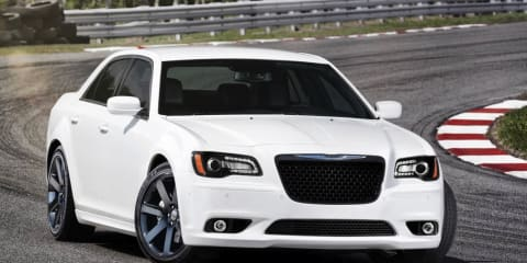 2012 Chrysler 300C SRT8 details released ahead of New York debut