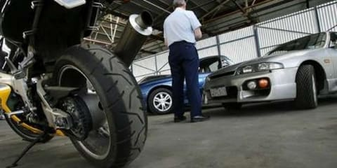"South Australia steps up ""hoon"" laws"