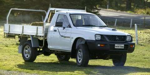 2003-2006 Mitsubishi Triton recalled in Australia: 9500 vehicles affected