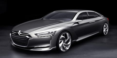 Citroen Metropolis Concept inspired by China