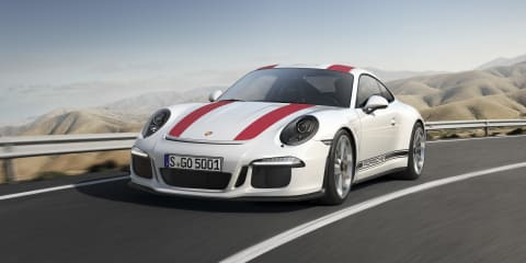 Porsche 911 could get permanent 'purist' variant - report