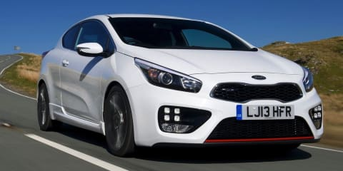 Kia: New Cars 2014