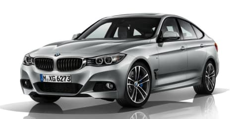 BMW 3 Series GT: premium mid-sized hatch revealed