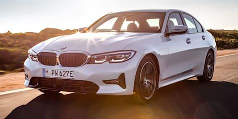 2019 BMW 330e unveiled