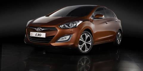 2012 Hyundai i30 revealed at Frankfurt Motor Show