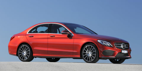 Mercedes-Benz C-Class outsells Honda Jazz and Mitsubishi Lancer