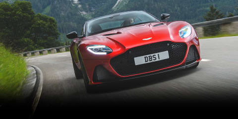 2018 Aston Martin DBS Superleggera review