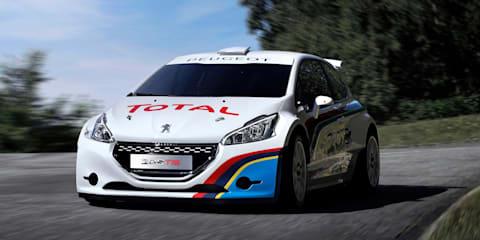 Peugeot returns to Pikes Peak with 208 T16, Sebastien Loeb