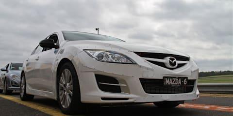 Mazda SKYACTIV technology - driven