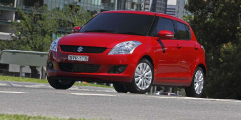 Suzuki Swift to come from Thailand?
