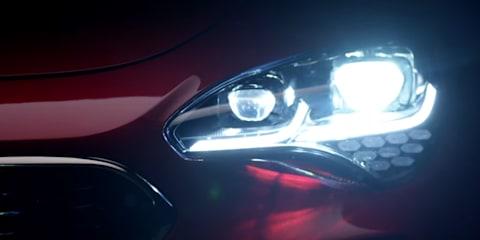 Kia's big RWD sports sedan revealed further in new teaser clip