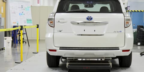 US Govt unveils 20kW EV wireless charging system