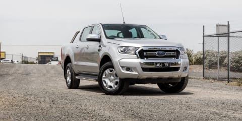 2016-18 Ford Ranger recalled
