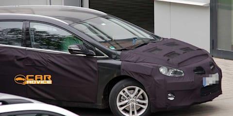 2011 Hyundai i40/i45 wagon spy photos