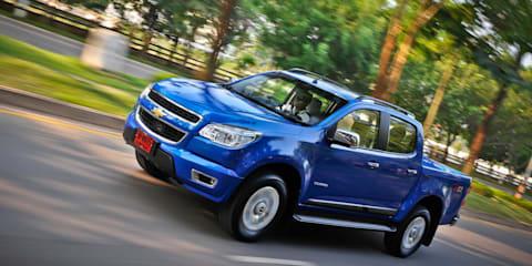 2012 Holden Colorado Review