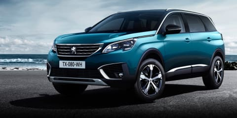 2017 Peugeot 5008 unveiled: first large seven-seat SUV headed for Paris