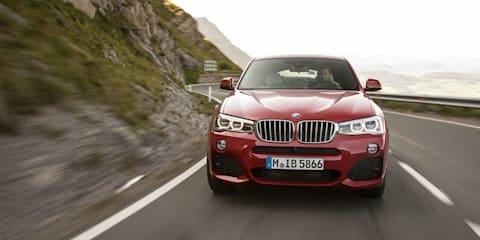 BMW Australia to become even more SUV-focused