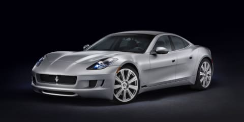 VL Automotive Destino: Corvette-powered Fisker Karmas coming in 2014