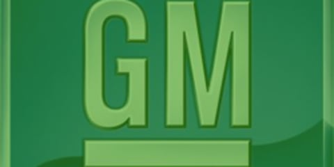 New GM logo to be green?