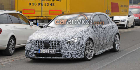 2019 Mercedes-AMG A45 to come with drift mode, more than 300kW