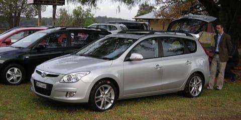 Hyundai considers i30 station wagon