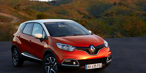 Renault Captur unveiled - heading to Australia
