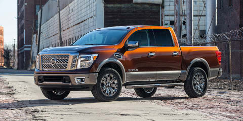 Nissan Titan joins Performax line-up in Australia