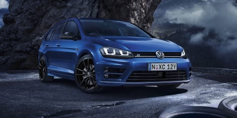 Volkswagen Golf R Wagon priced at $58,990