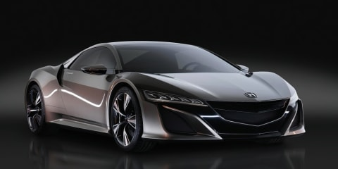 Honda to launch three sports cars, Legend and Jazz SUV by 2015