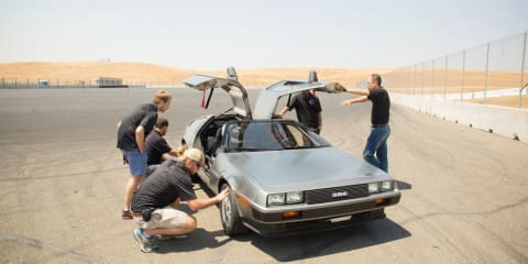 DeLorean is back — on a gullwing and a prayer