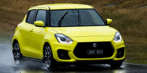 2018 Suzuki Swift Sport pricing and specs