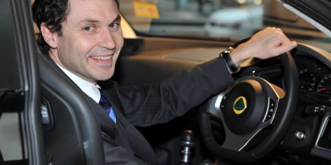 Ateco Automotive takes over distribution of Lotus Cars Australia
