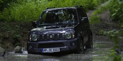 Suzuki Jimny steering recall : more than 1200 baby SUVs affected