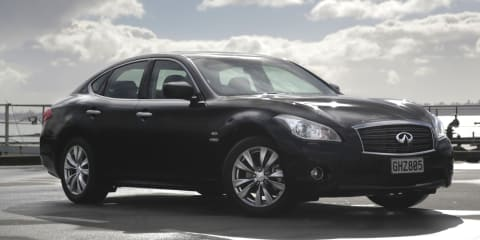 Infiniti M sedan: pricing and specifications revealed for E-Class fighter