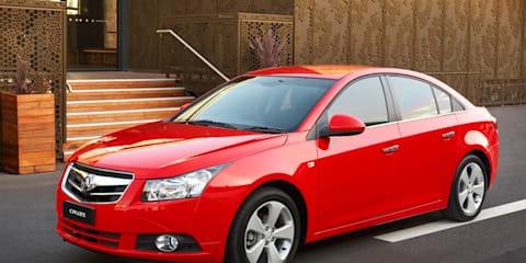 2010 Holden Cruze CDX Diesel