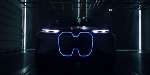 BMW Vision iNext SUV previewed