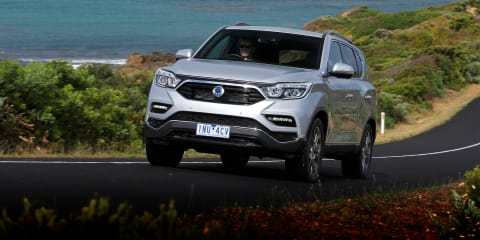 2019 SsangYong Rexton review