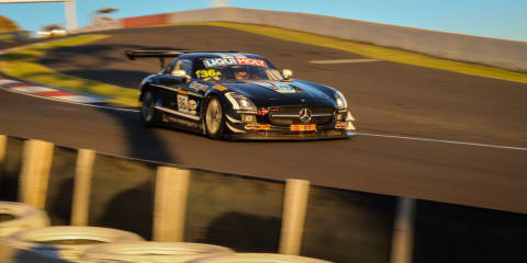 2015 Bathurst 12 Hour: swan song for Mercedes-Benz SLS AMG GT3