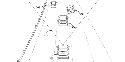 Google patents indicator-sensing tech for driverless vehicles