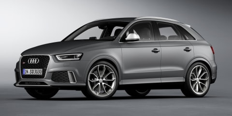 Audi RSQ3: $81,900 and February on-sale for performance SUV