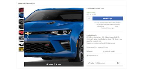 HSV: SportsCat, Camaro and Silverado pricing revealed