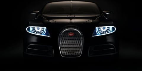 Bugatti 16C Galibier concept wallpapers
