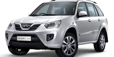 2014 Chery J11 :: pricing and details
